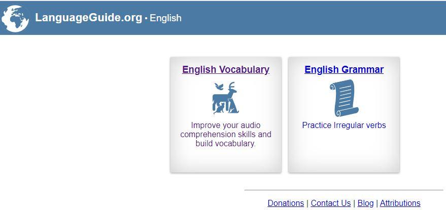 Website tự học tiếng anh hiệu quả miễn phí