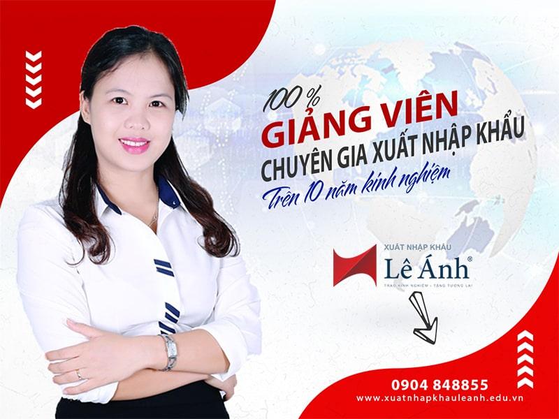 Trung tâm xuất nhập khẩu Lê Ánh
