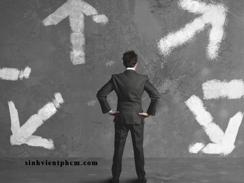 Không xác định rõ định hướng nghề nghiệp